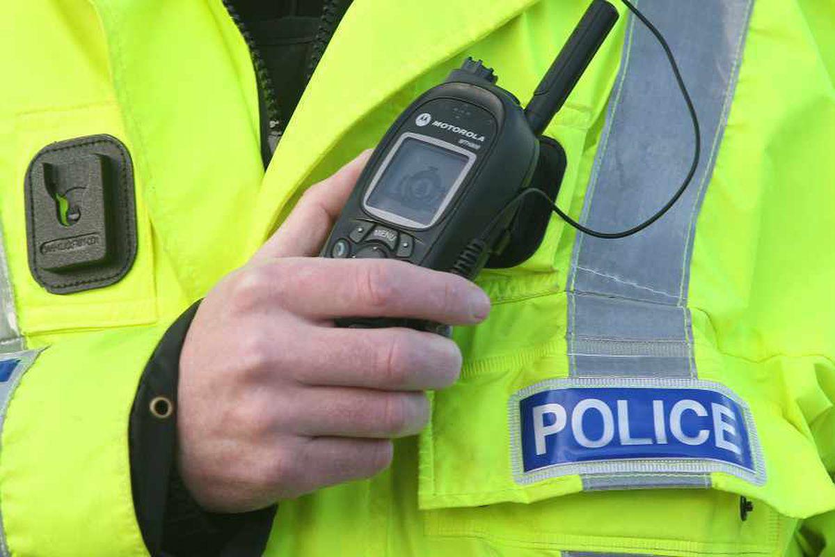 Naked walker arrested in Wolverhampton