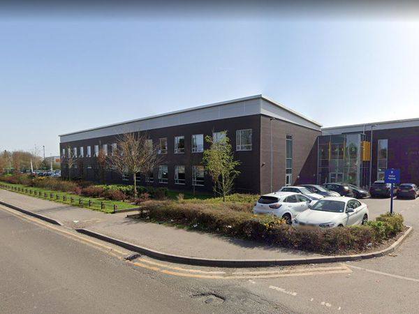 West Midlands Police custody suite in Perry Barr. Photo: Google