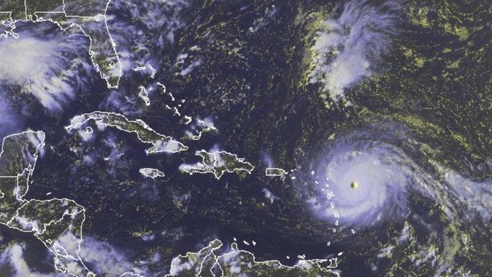 185mph Hurricane Irma hits first Caribbean islands