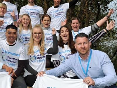 Workers to scale Ben Nevis for charity