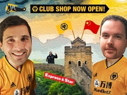 Wolves in Shanghai: Nathan Judah's Day 3 tour diary