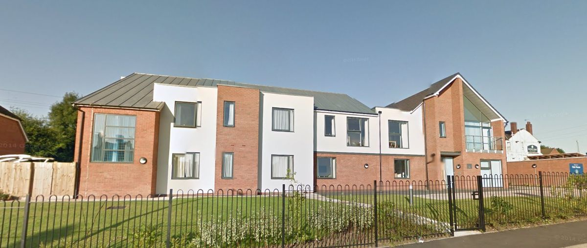 Vestige Healthcare (Dudley Port) Johns Lane, in Tipton. Photo: Google Street View