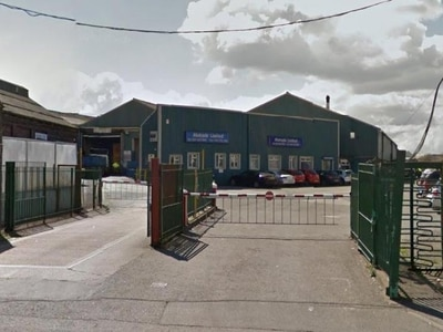Man killed in workplace incident in Oldbury