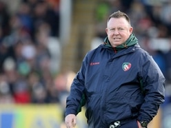 O'Connor happy to see Leicester deliver on game plan against Saracens