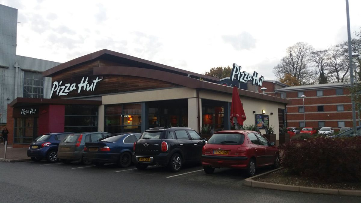 Pizza Hut in Stafford is one of 29 stores set to close
