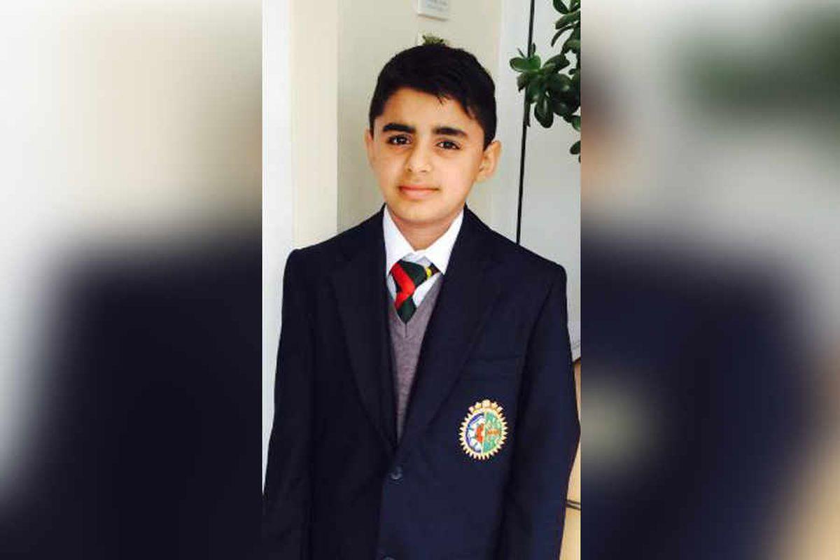 Tributes to tragic young footballer Amar