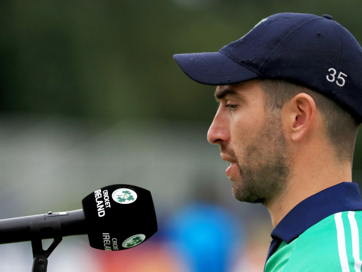 Andrew Balbirnie has called on Ireland to make a fast start