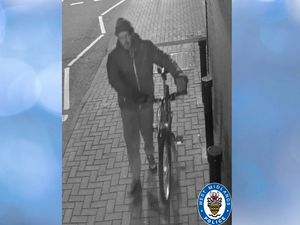 Police are searching for this man. Credit: WMP