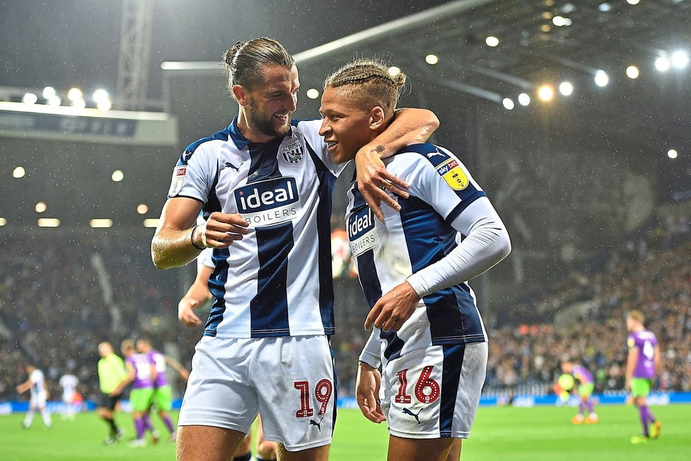 Image result for jay rodriguez and dwight gayle