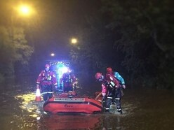 Fire chief's warning after death of Walsall flash flood victim