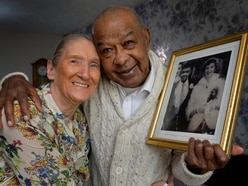 Couple who battled racial prejudice still going strong 65 years on
