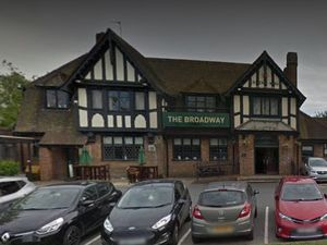The Broadway pub in Lichfield Road, Wolverhampton. Photo: Google