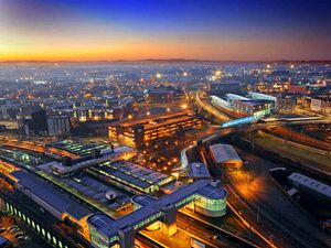 Do you feel the Midlands is a thriving place to live and work?