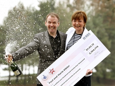 How does winning the National Lottery change your life?