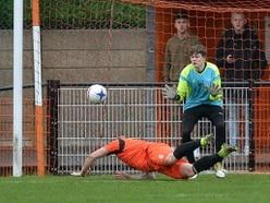 Football round-up: Bilston Town bounce back but boss Scott Hamilton wants more