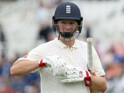 Worcestershire undone by Gary Ballance