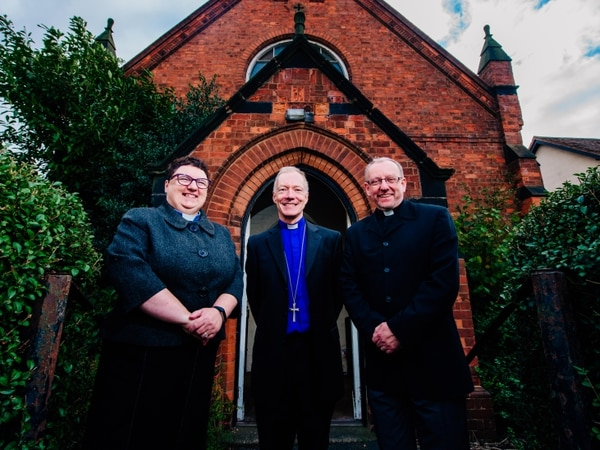 Closing a church... it's just like Doctor Who - claims Bishop