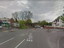 Alleged gunman arrested as police search for weapon after Wolverhampton crash