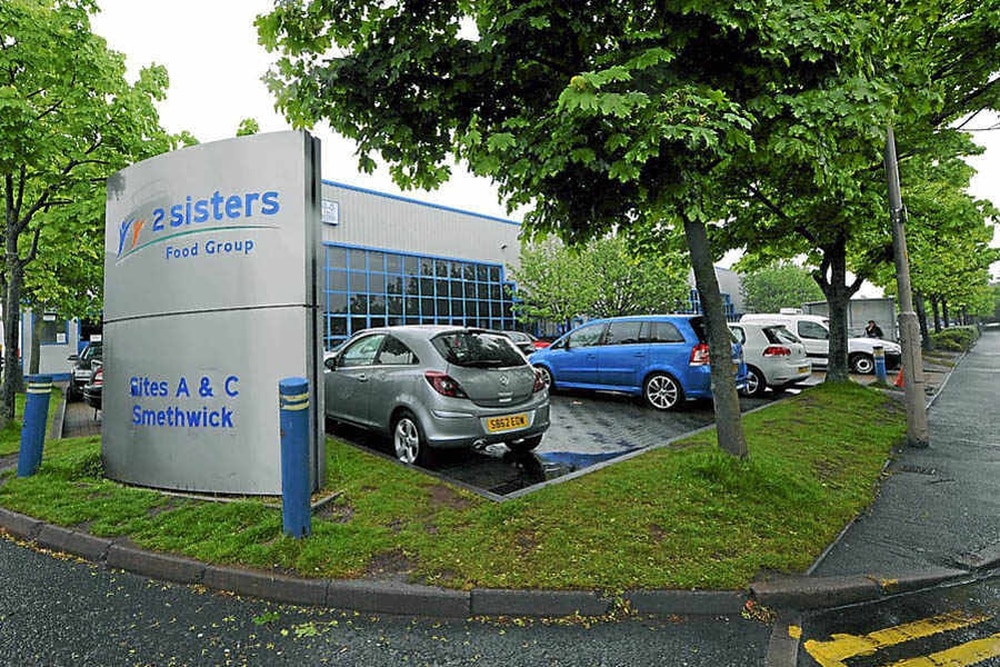 The 2 Sisters Food Group Has Said It Is Considering Plans To Close Its Plant Based At Bevan Way In Smethwick