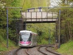 Old Midland Metro bridge will cost £600,000 to demolish
