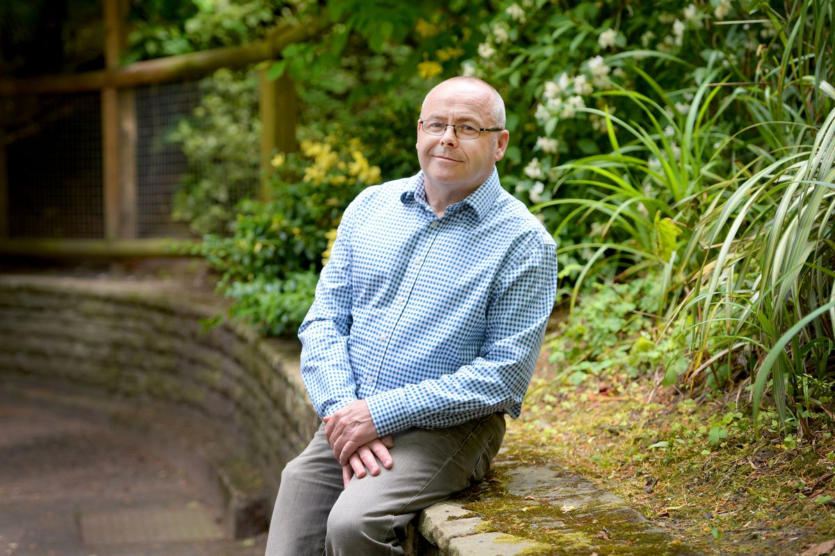 Dudley Zoological Gardens chief executive Derek Grove