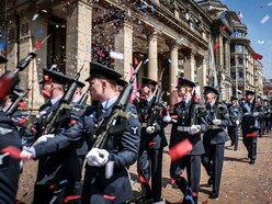 RAF Cosford given Freedom of Birmingham at special ceremony