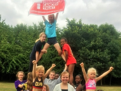 Dancers dazzle to help their Rachelle in £8,000 boost for Teenage Cancer Trust