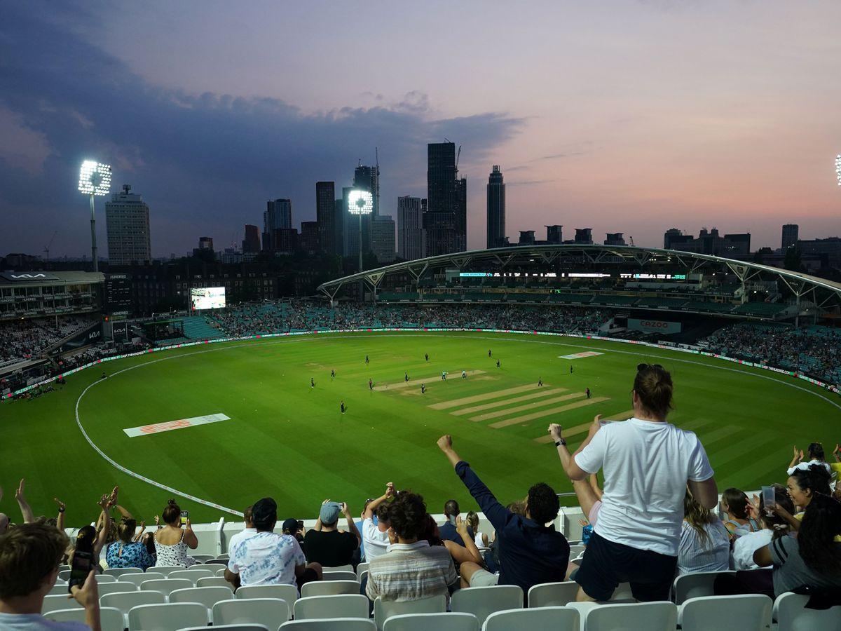 Oval Invincibles v Manchester Originals – The Hundred Women – Kia Oval