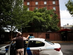 British tourist, 50, shot dead in robbery outside Buenos Aires hotel