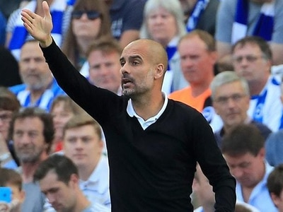 Guardiola warns Manchester City squad to fight for right to play