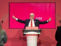 Corbyn declares war on rich and powerful with 'manifesto of hope'