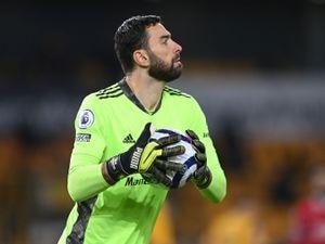 Wolverhampton Wanderers goalkeeper Rui Patricio (PA)