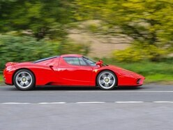 Financing a Ferrari Enzo costs more than buying a house