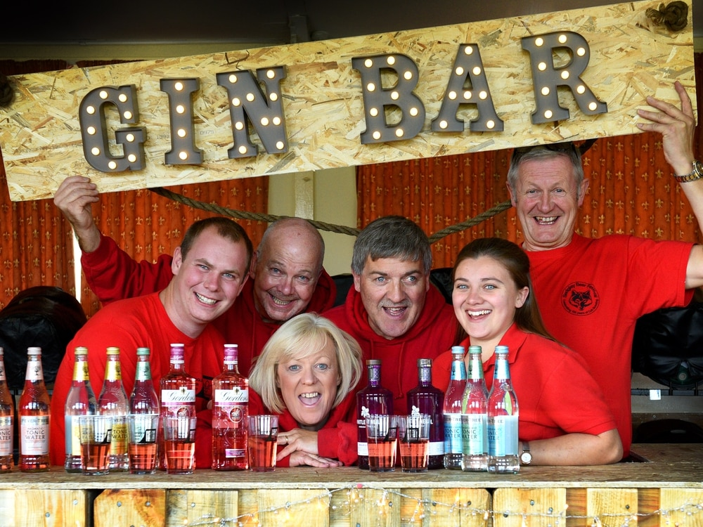 Gin bar first for Sedgley Charity Beer Festival return