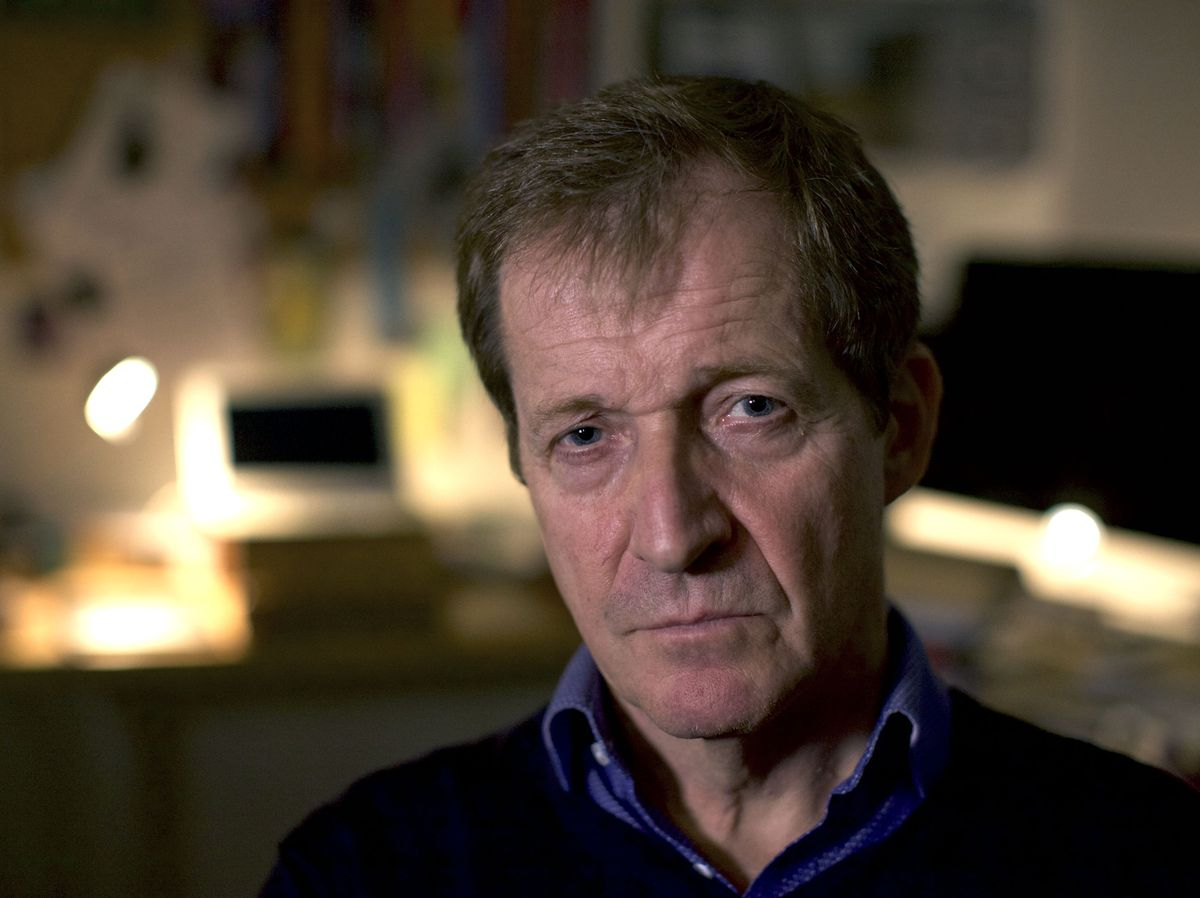 Alastair Campbell said the Tory vote in Walsall was 'disgusting'