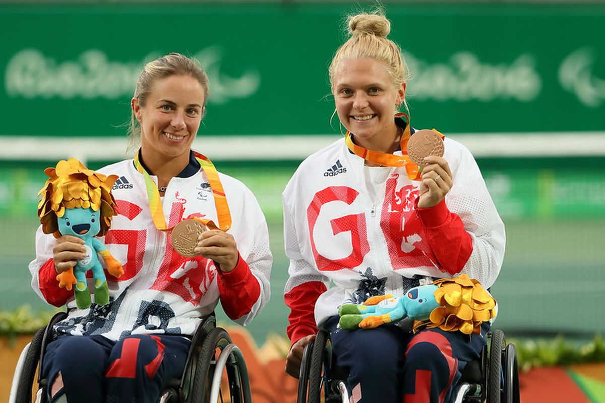 Jordanne Whiley (Photo: Paralympics GB)