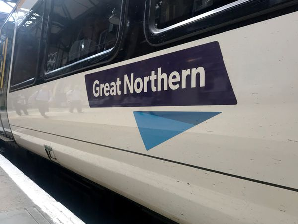 A Great Northern train
