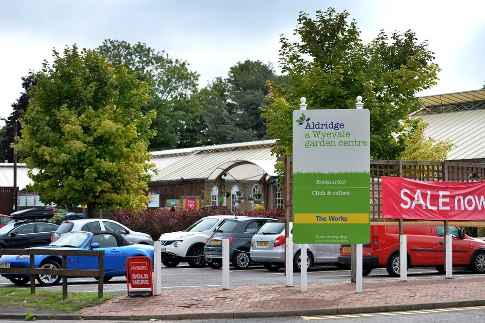 The Wyevale Garden Centre In Chester Road Aldridge Has Been Sold To Developers