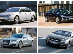 The best used luxury cars for under £30,000