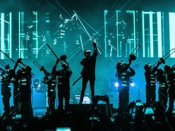 Muse bring mind-bending intergalactic arena tour to Birmingham - review with pictures