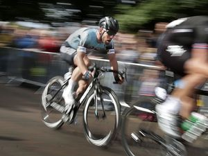 Should the Commonwealth Games' cycling road races be run through the Black Country? Tour de France legend Mark Cavendish has taken part in the games previously representing his native Isle of Man.