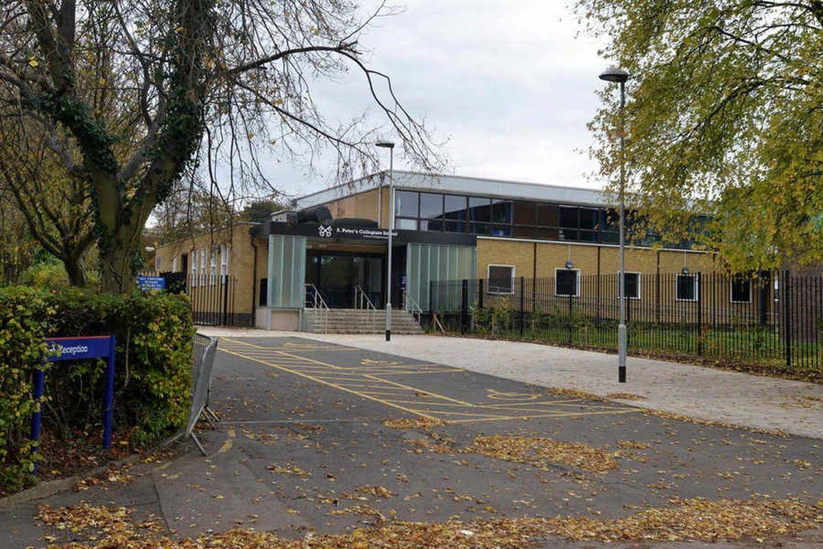 St Peter's Collegiate School in Wolverhampton
