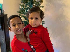 Sanjay and Pawanveer Singh were both killed in the crash