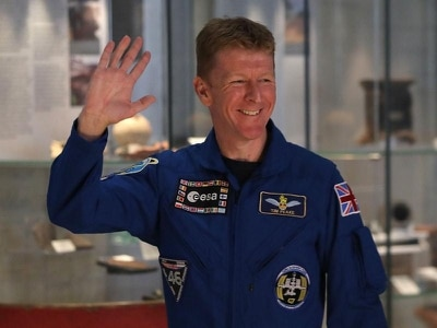 Elon Musk could help us get to Mars early, says Major Tim Peake