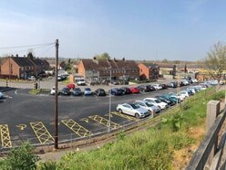 Train station car park doubles in size after £160k makeover