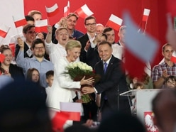 Poland presidential election too close to call, exit poll suggests