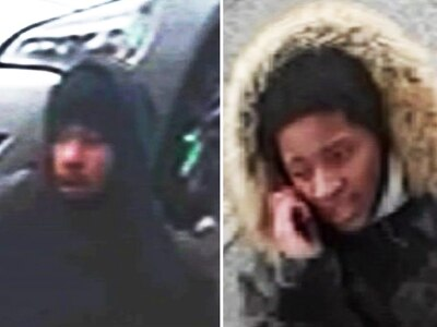 CCTV images released as police hunt Wolverhampton gunmen