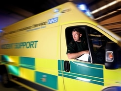 Shock figures reveal two in five paramedics attacked in 12 months
