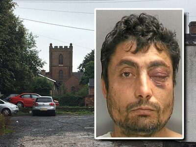 Romanian knifeman to spend at least 10 years in jail for brutal Black Country attack