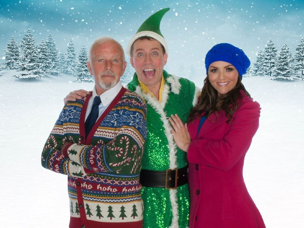Oh yes it is! Panto stars talk ahead of shows across West Midlands